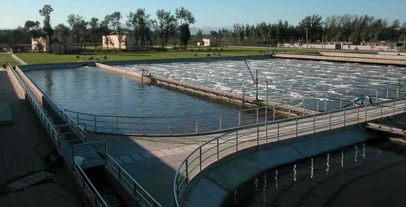 城固三合镇再生水回用项目